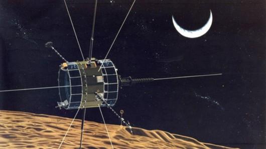 10 Yıldır Kayıp Uydu ile Temas Sağlandı