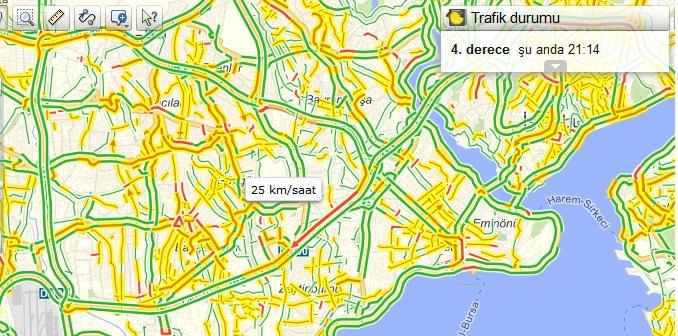 Web Sitenize Yandex.Haritalar API