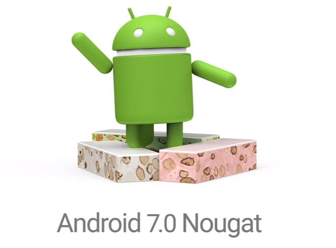 Android 7.0 Nougat Güncellemesi