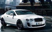 Dünyanın En Hızlı Otomobili Bentley Continental Supersports Tanıtıldı