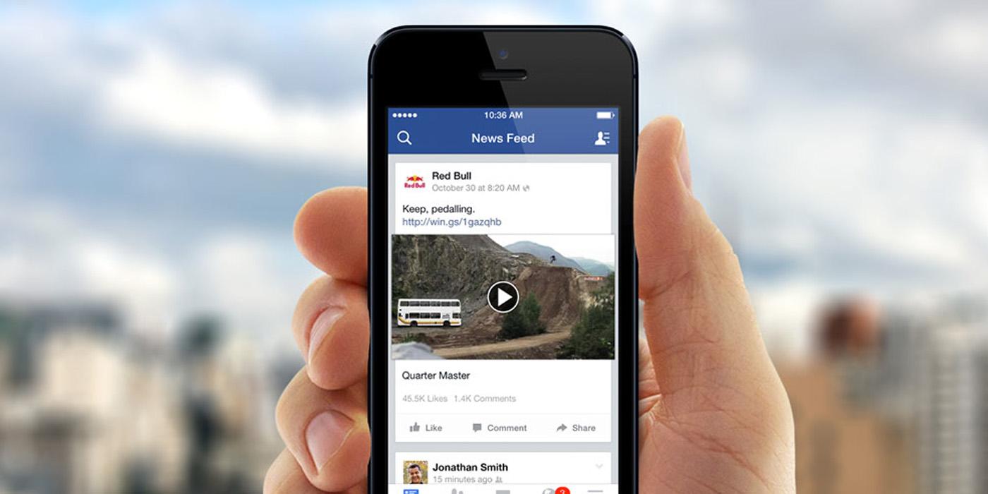 Facebook Video Reklam Özelliği