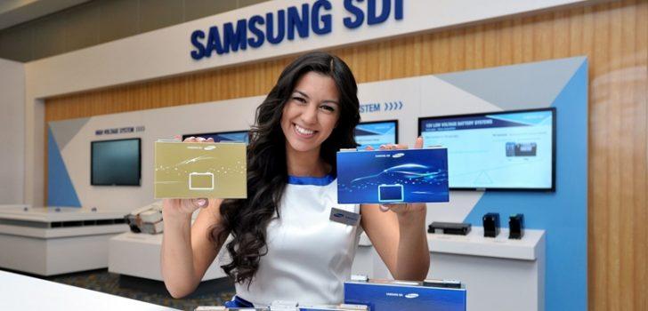 Samsung SDI 20 Dakikalık Şarjla 499 KM'lik Enerji Depolayan Batarya Üretti
