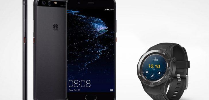 Huawei P10 Ön Siparişe Özel Olarak Huawei Watch 2 Hediyeli Satılacak