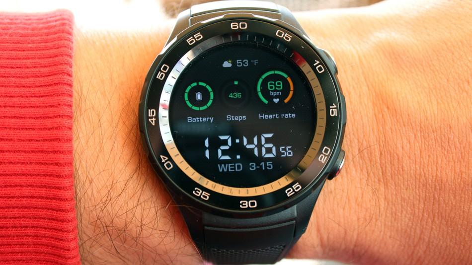 Huawei Watch 2 Akıllı Saat Ailesi