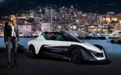 Nissan BladeGlider Prototip Modelinin Görselleri Basınla Paylaşıldı