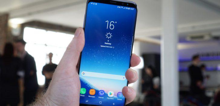 Samsung Galaxy Note 8 Modeli Sızmaya Başladı