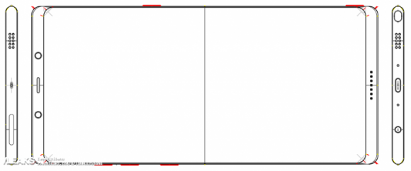 Samsung Galaxy Note 8 - Kasa Tasarımı