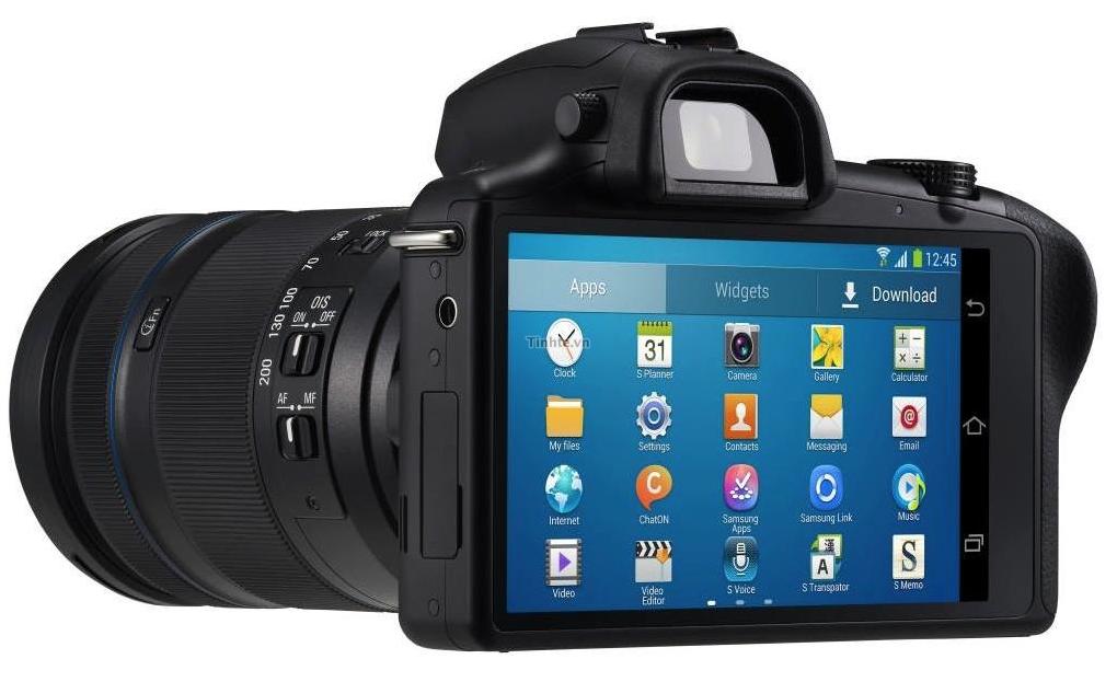 Samsung NX Rover Fotoğraf Makinesi