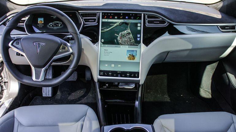 Tesla Modelleri İç Tasarım