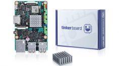 Asus Raspberry Pi'ye Rakip Tinker Board'ı Tanıttı!