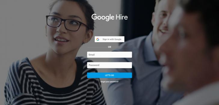Google İş Platformu Olan Google Hire'ı Tanıttı