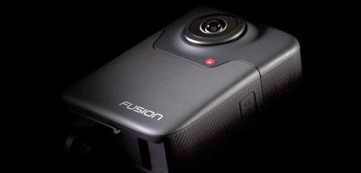 GoPro 5.2 K Çözünürlüğünde 360 Derece Kamerasını Tanıttı!
