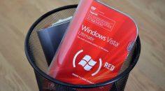 Microsoft Windows Vista'yı Tamamen Öldürdüğünü Açıkladı!