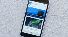Microsoft'un İptal Ettiği Lumia 750 modeli Videoda Ortaya Çıktı!