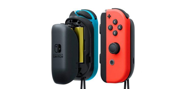 Nintendo Switch Modeli İçin Neon Sarı Rengindeki Joy Cons'u Tanıttı!