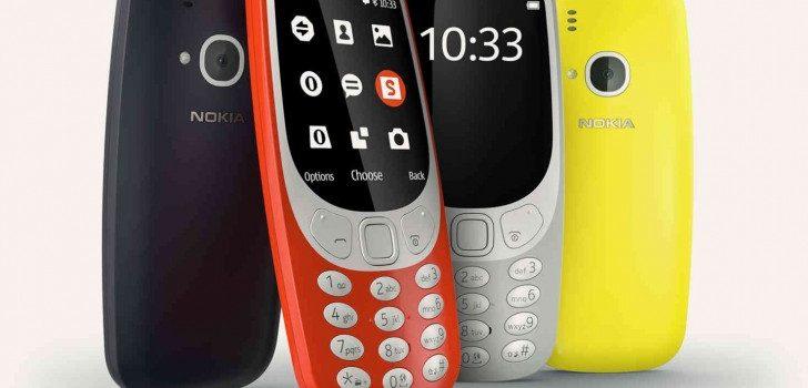 Nokia'nın Yenilenen 3310 Modelinin Çıkış Tarihi Belli Oldu!