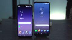 Samsung Galaxy S8'den Önemli Başarı!