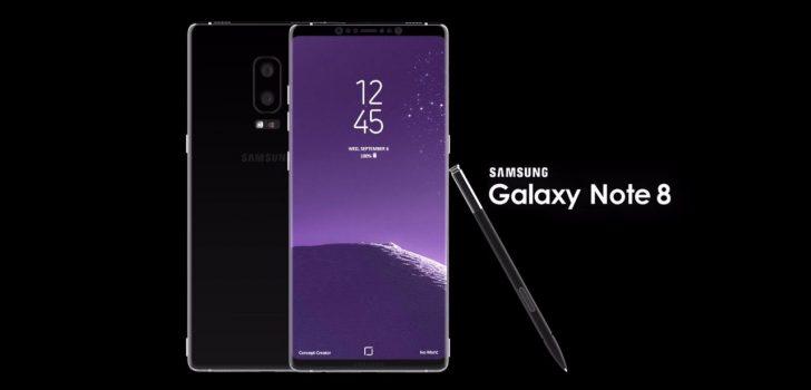 Samsung Galaxy Note 8 Modeli Ağustosta Duyurulabilir