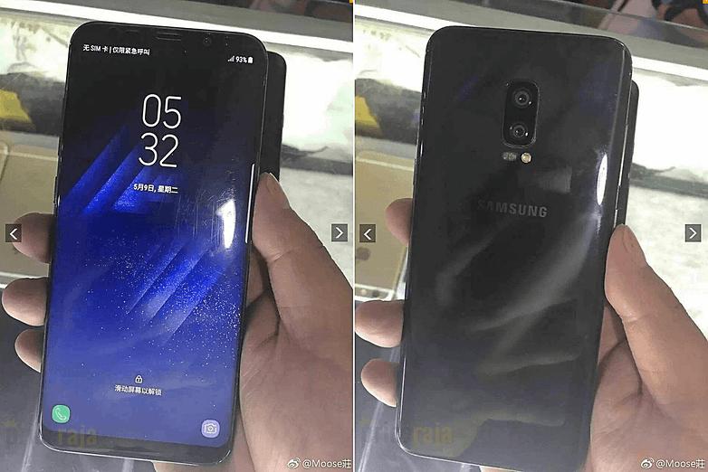 Samsung Galaxy Note 8 - Sızıntı Görsel